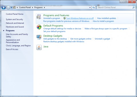 OpenLM EasyAdmin using Microsoft IIS 7 - KB4031 - OpenLM
