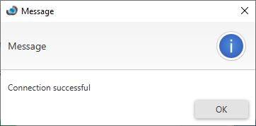 OpenLM Reports Scheduler Password change confirmation