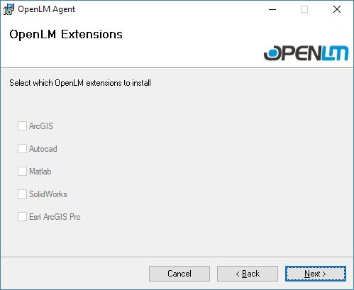 OpenLM Agent Installation V4 - OpenLM Software License Management