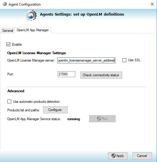OpenLM Agent Installation V4 4 - OpenLM Software License Management