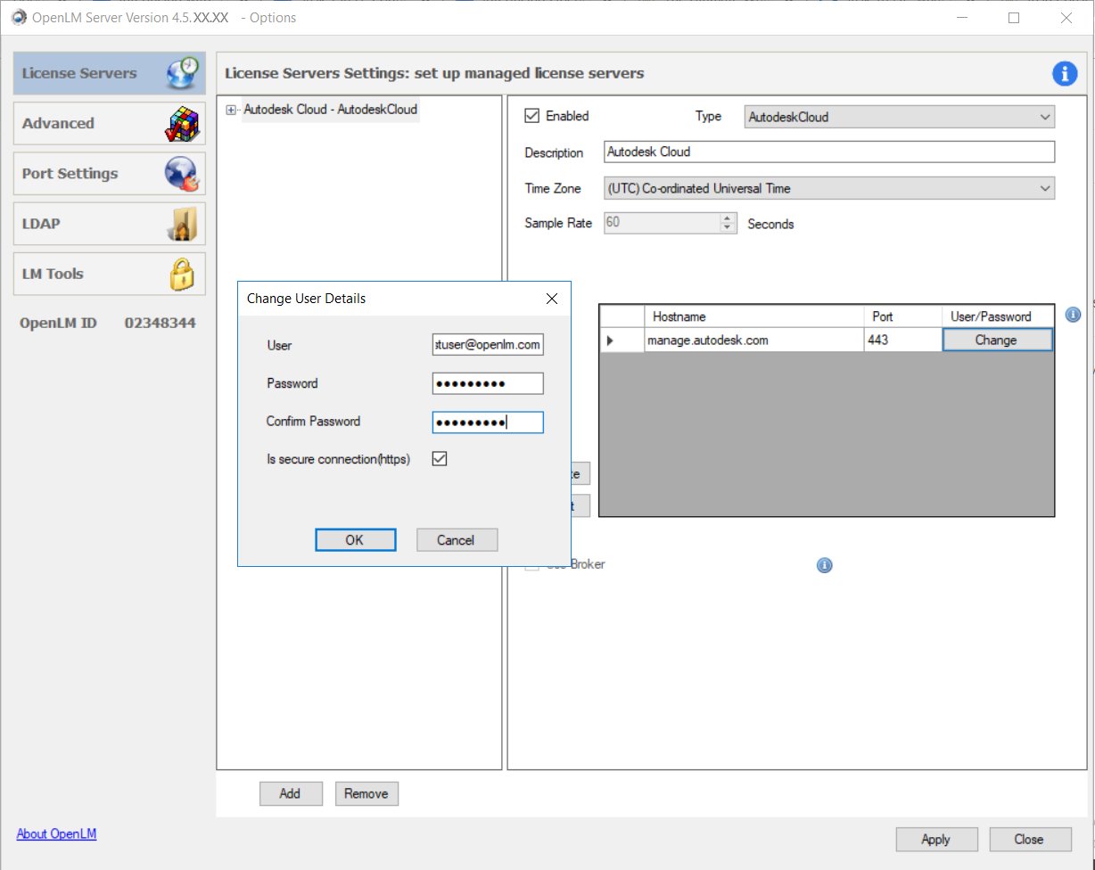 Obtaining allocation reports from the Autodesk Cloud license manager