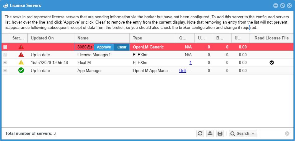 Approving JetBrains FLS in OpenLM EasyAdmin