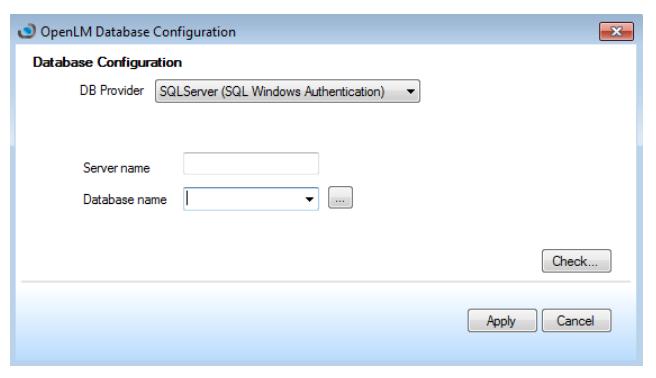SQL Server Windows Authentication