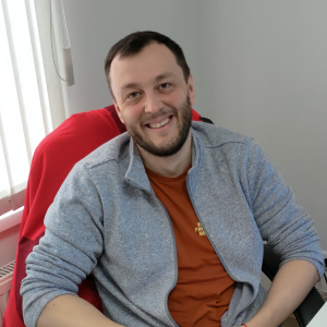 Egor Vohmeanin